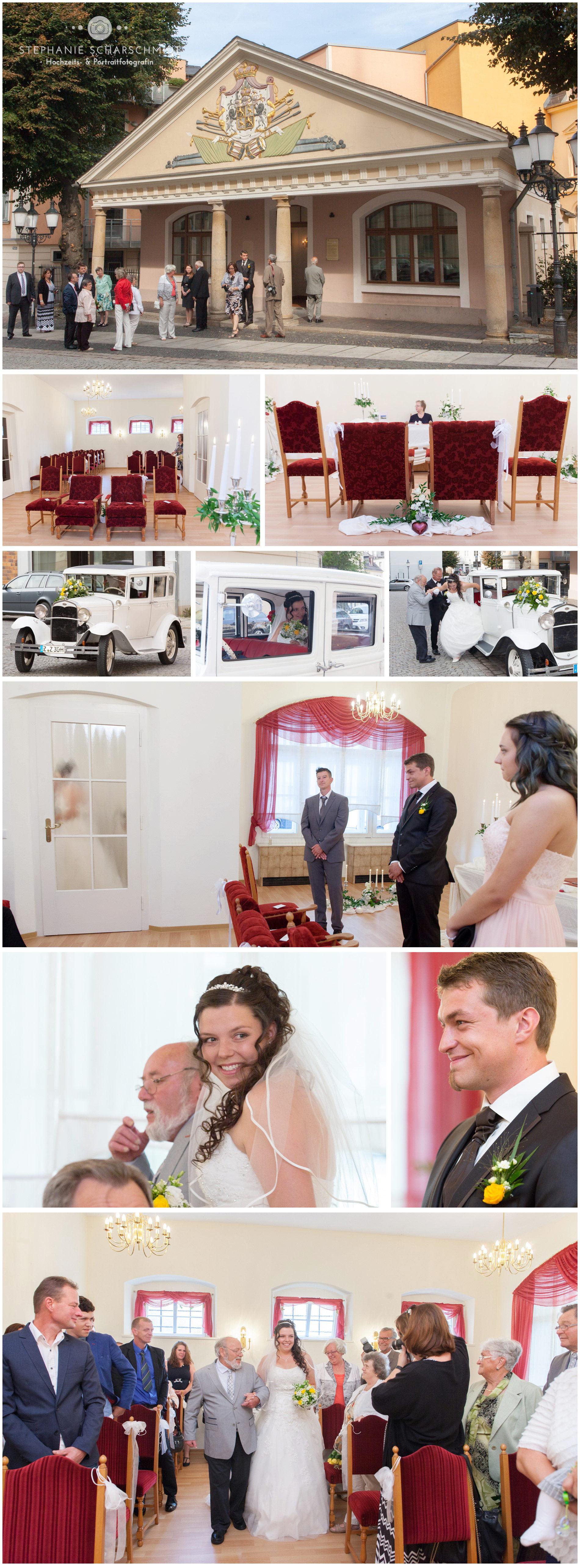 Heiraten in der alten Wache in Greiz – Hochzeitsfotograf Greiz
