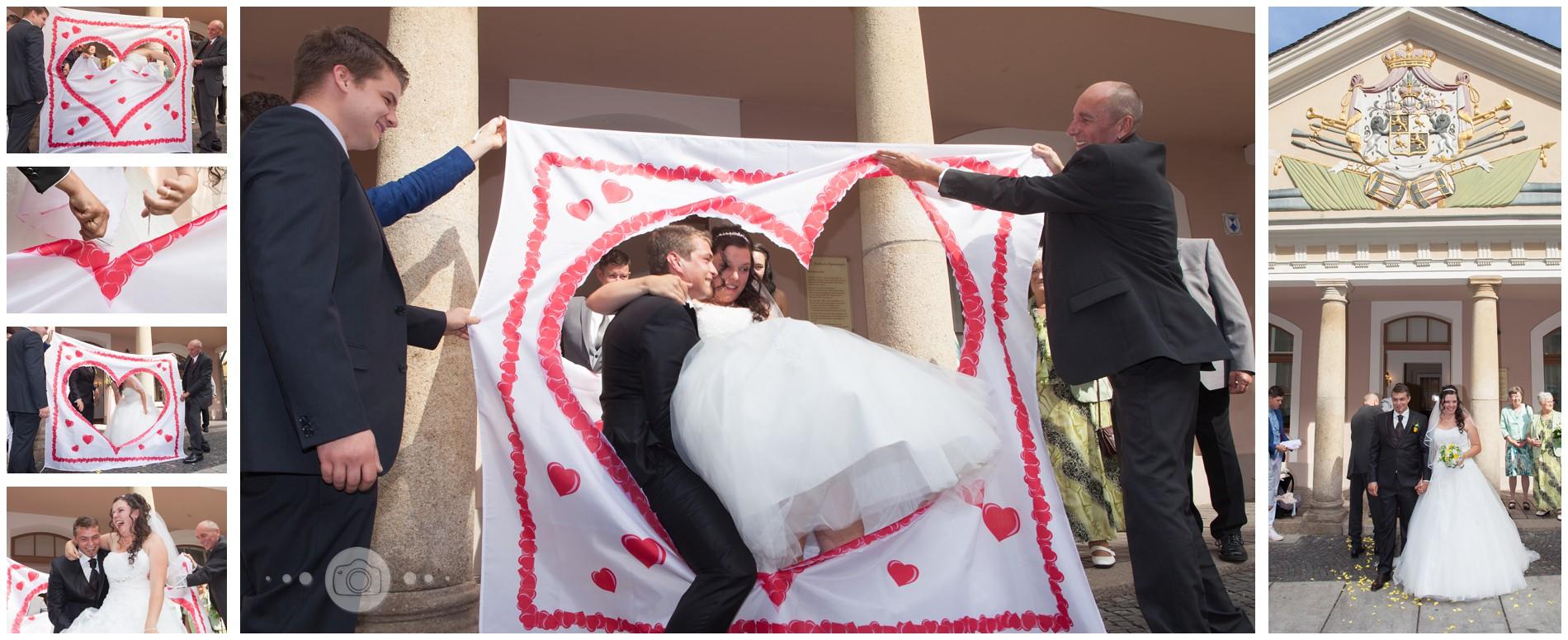 beliebte Hochzeitstraditionen im Vogtland – Hochzeitsfotograf in Greiz
