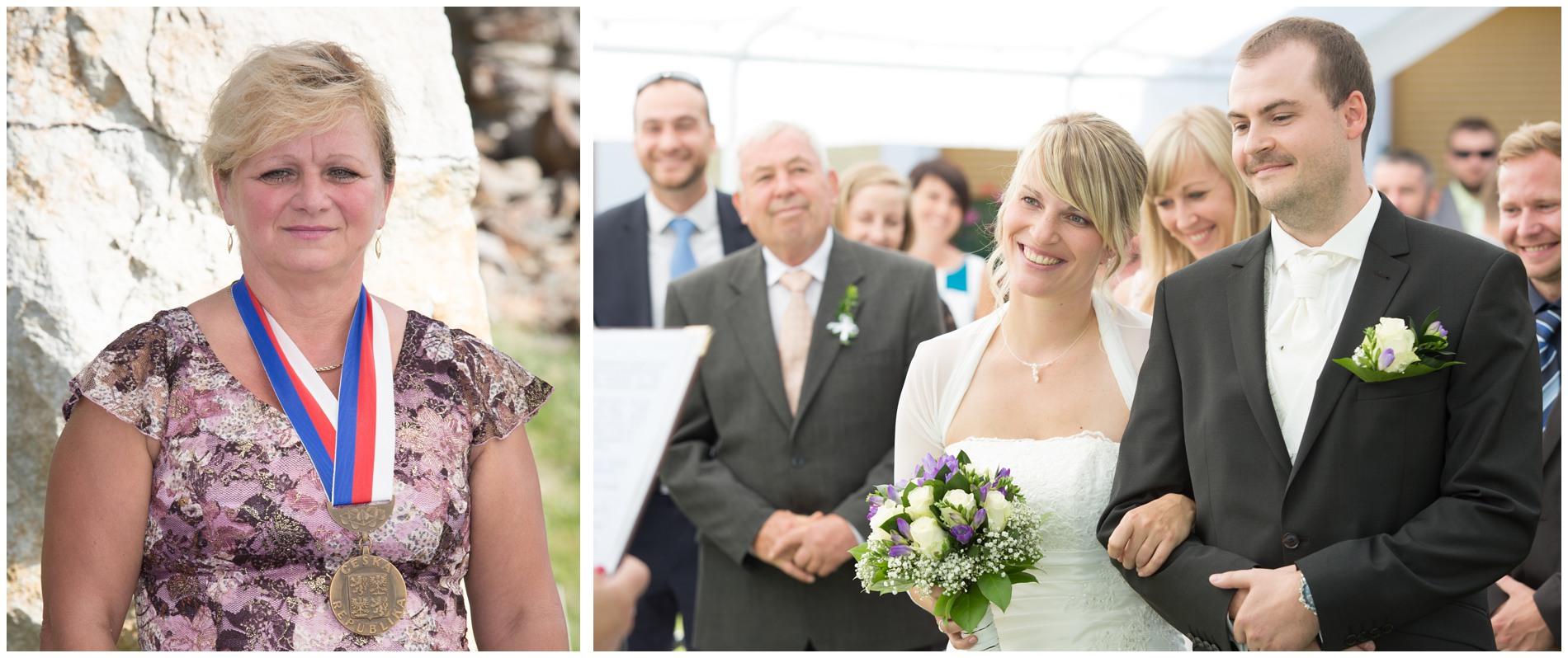 Ganztags-Reportage der Hochzeitsfeier von Ludmila und Nico