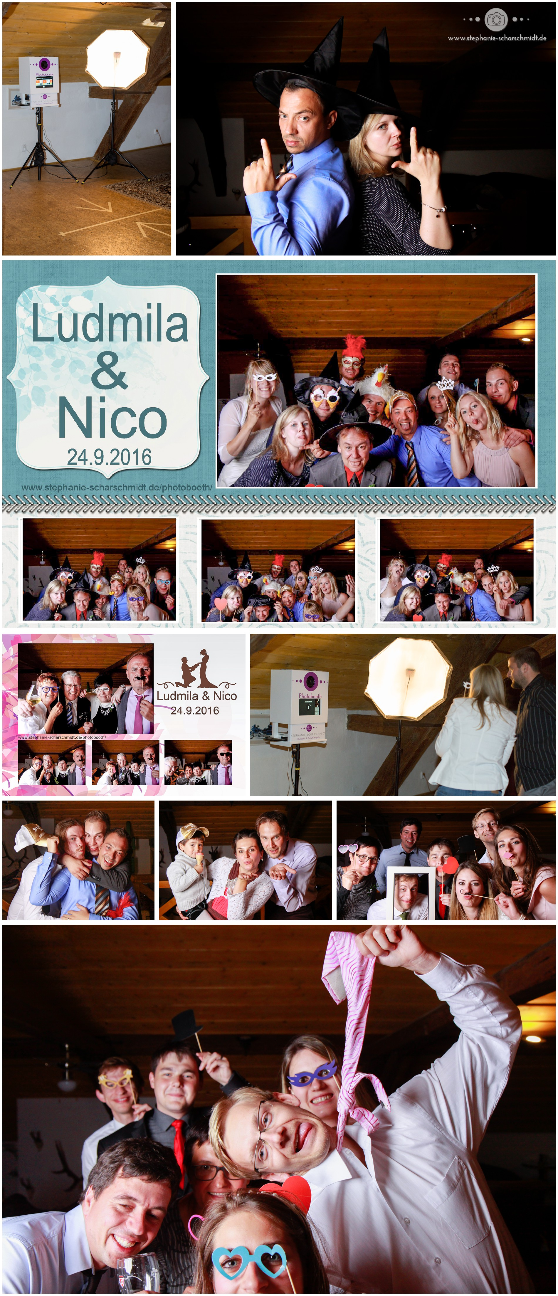 Photobooth für Hochzeit – multikulturelle Hochzeit