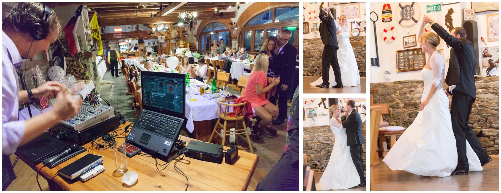 der erste Tanz – Englischsprachiger Hochzeitsfotograf in Sachsen