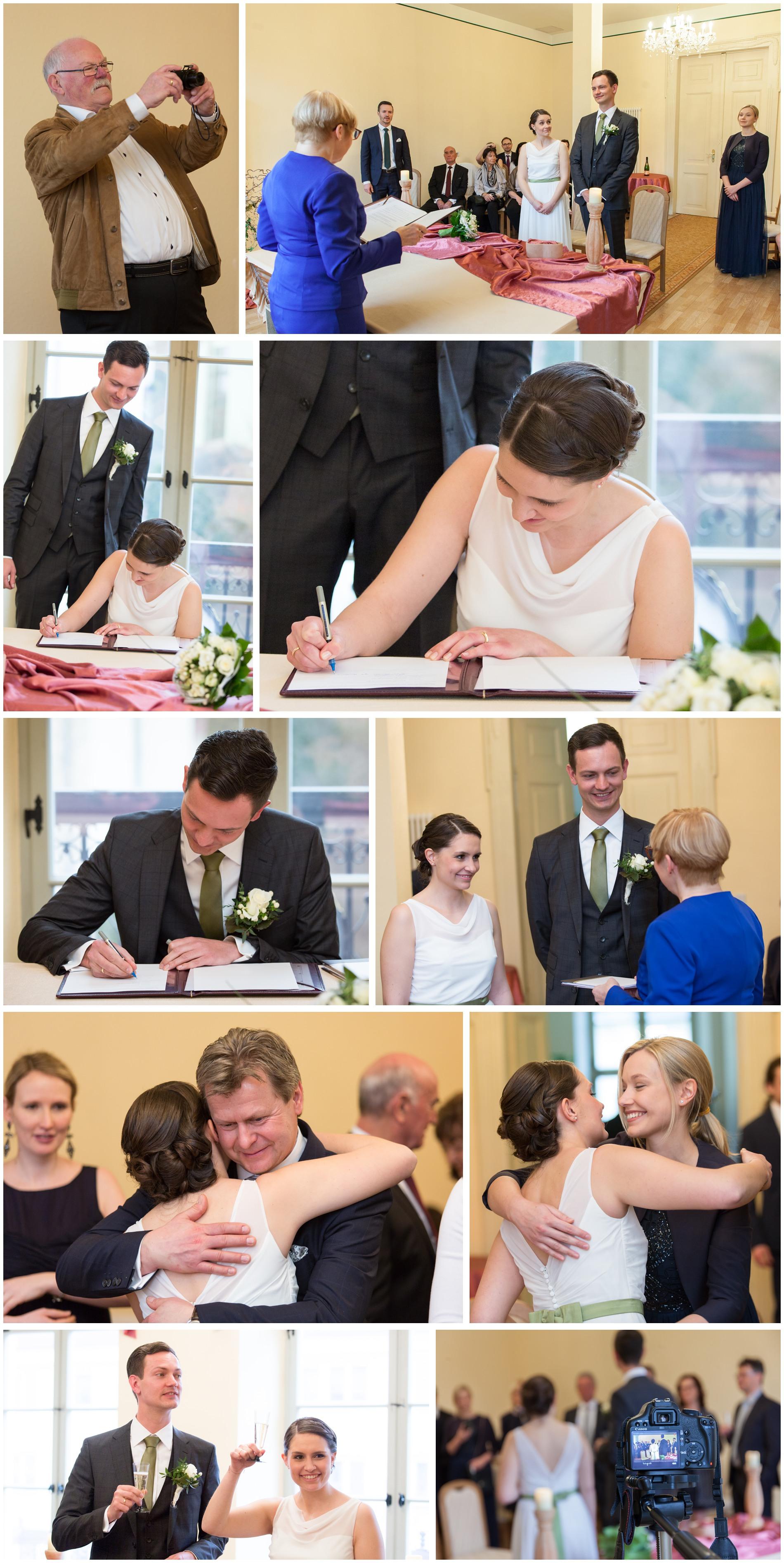 05 – Standesamt Bad-Köstritz Landkreis Greiz Winterhochzeit Gera Hochzeitsfotografin Stephanie Scharschmidt