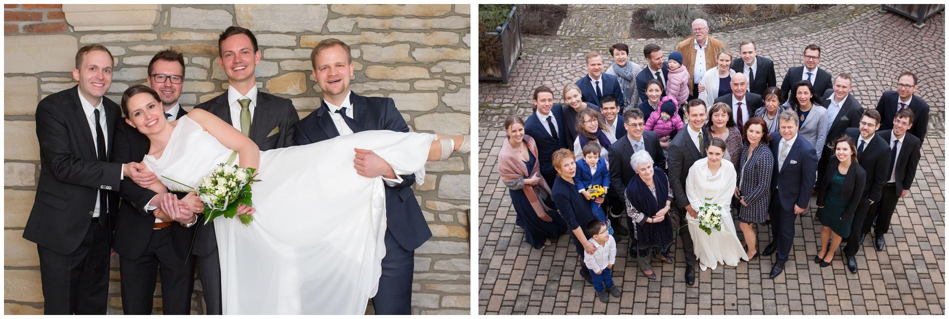 13 – Gruppenfotos - Saale-Holzland-Kreis – Hochzeitsfotograf Gera – Hochzeitsfotografin Stephanie Scharschmidt