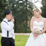 Hochzeit mit 2 Bräuten