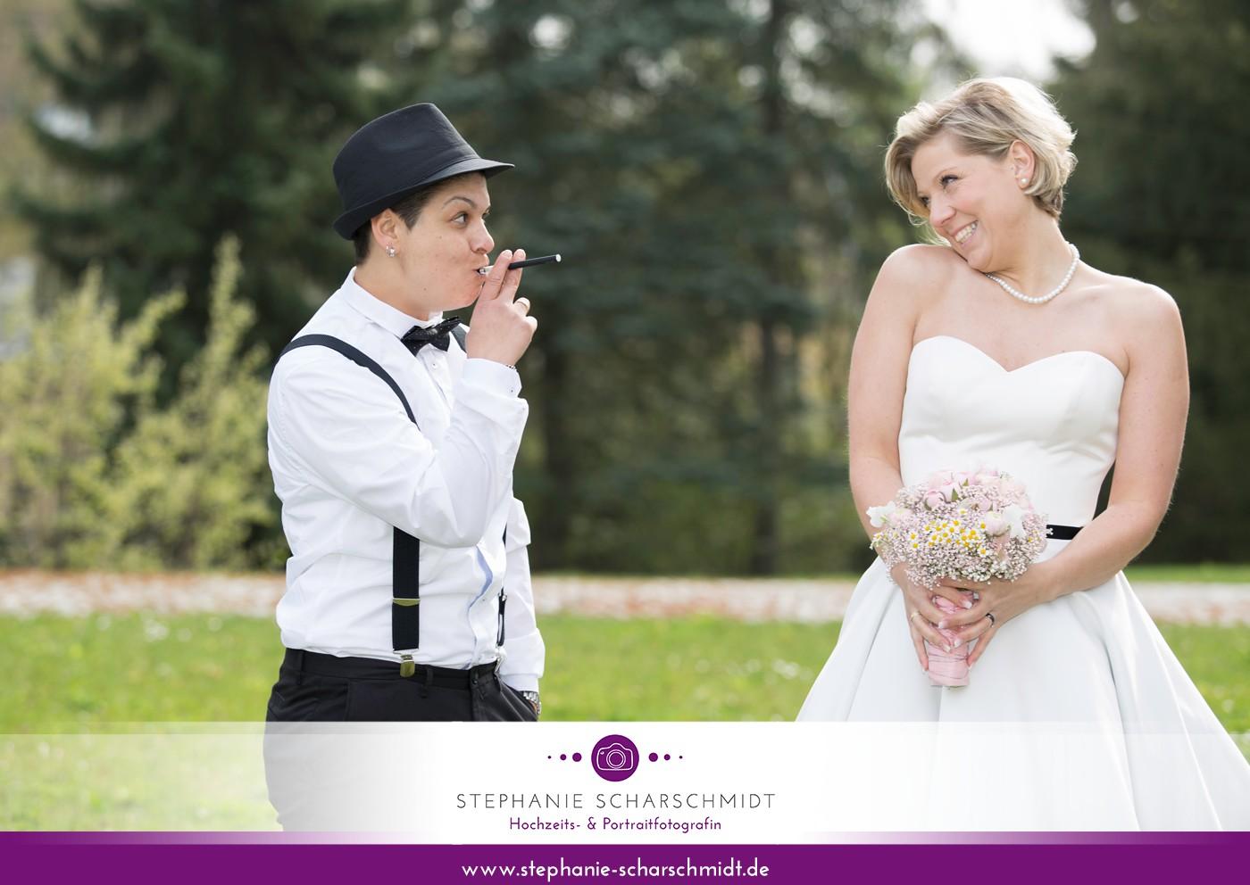 gleichgeschlechtliche Hochzeitsreportage