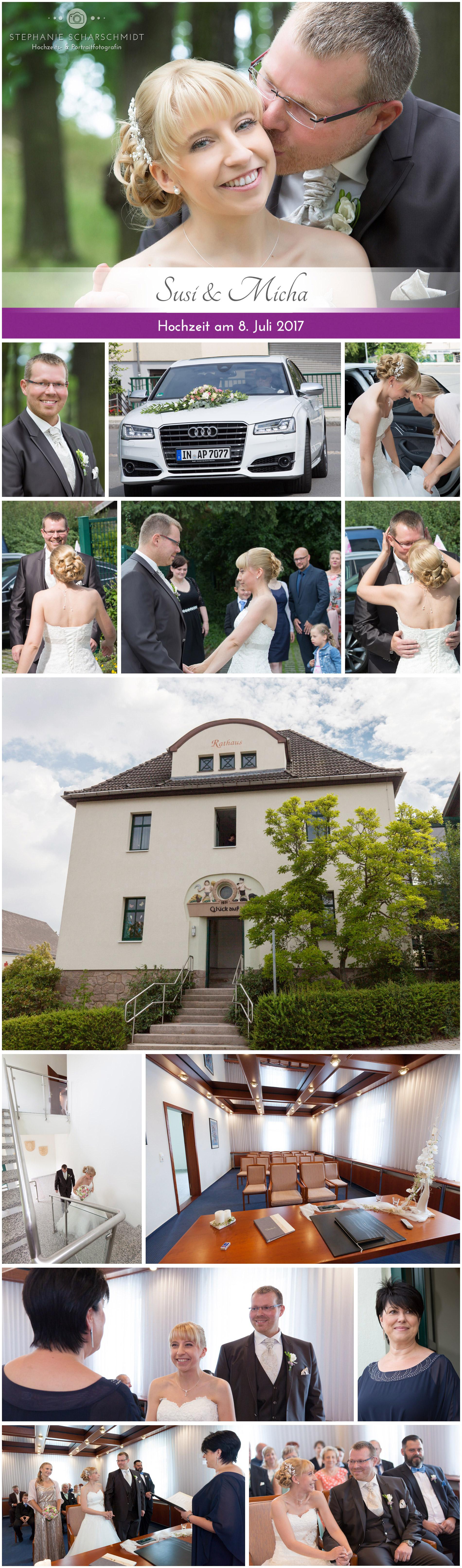 Standesamt Reinsdorf bei Zwickau – Hochzeit – Eheschließung - Trausaal Vielau Standesamt – Hochzeitsfotografen Stephanie Scharschmidt