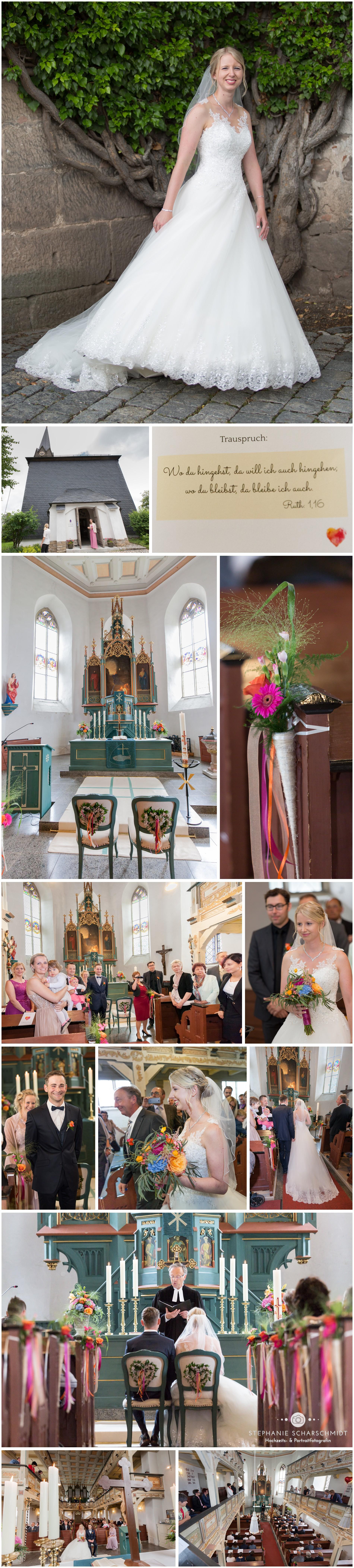 Hochzeit Landkreis Hof - Hochzeits- und Portraitfotografin Stephanie Scharschmidt