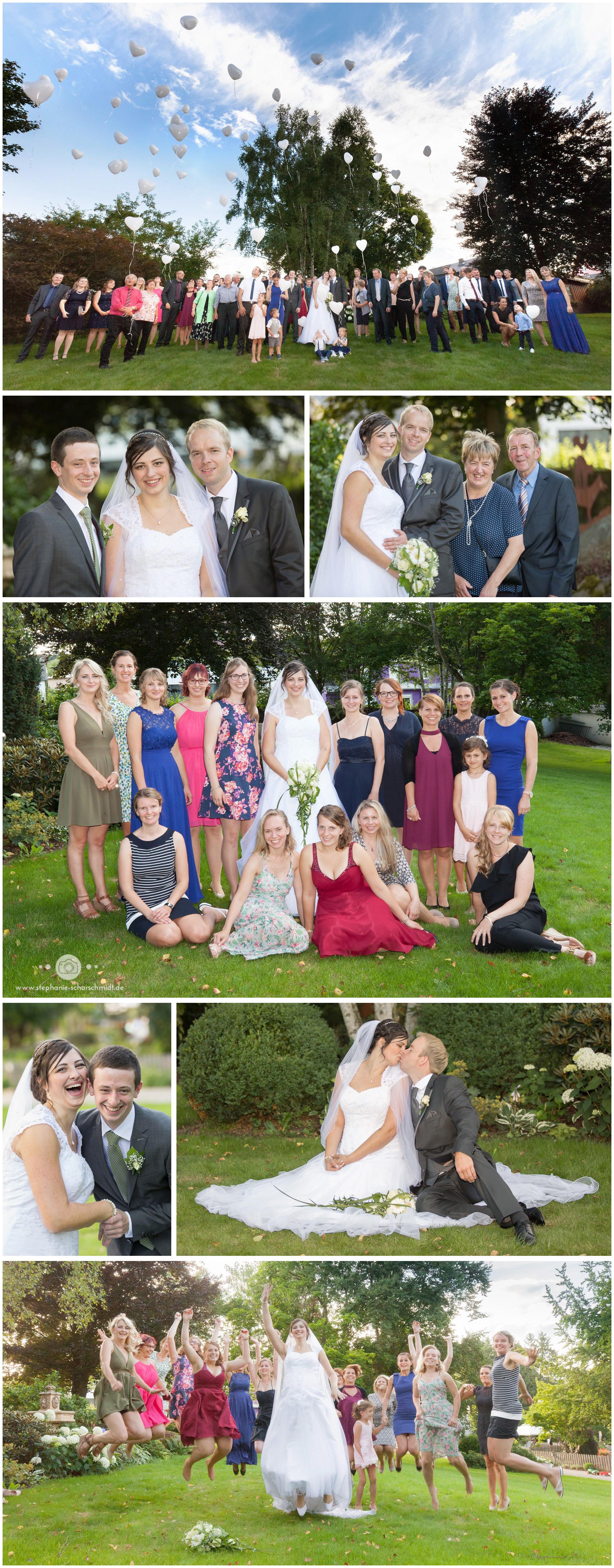 Hochzeitsbilder Hof – Stephanie Scharschmidt Hochzeitsfotograf Hof