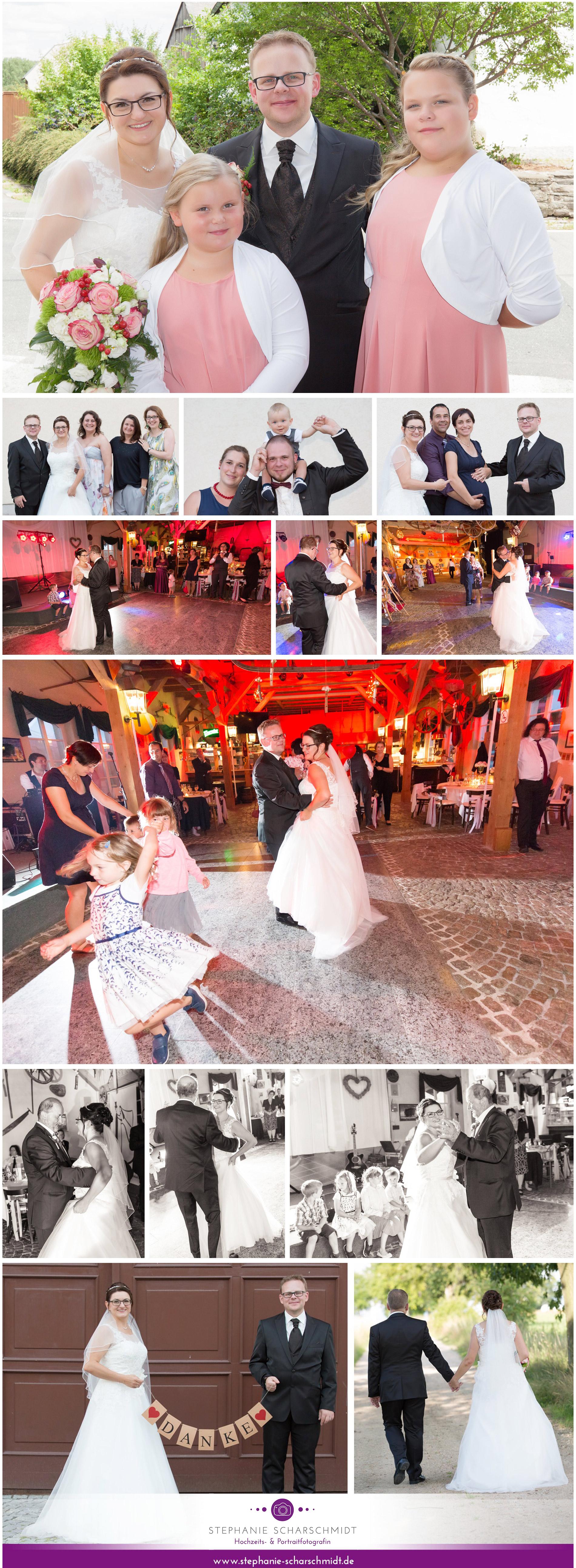 Hochzeit  Wernesgrün Brauerei - Hochzeitsfotograf Stephanie Scharschmidt