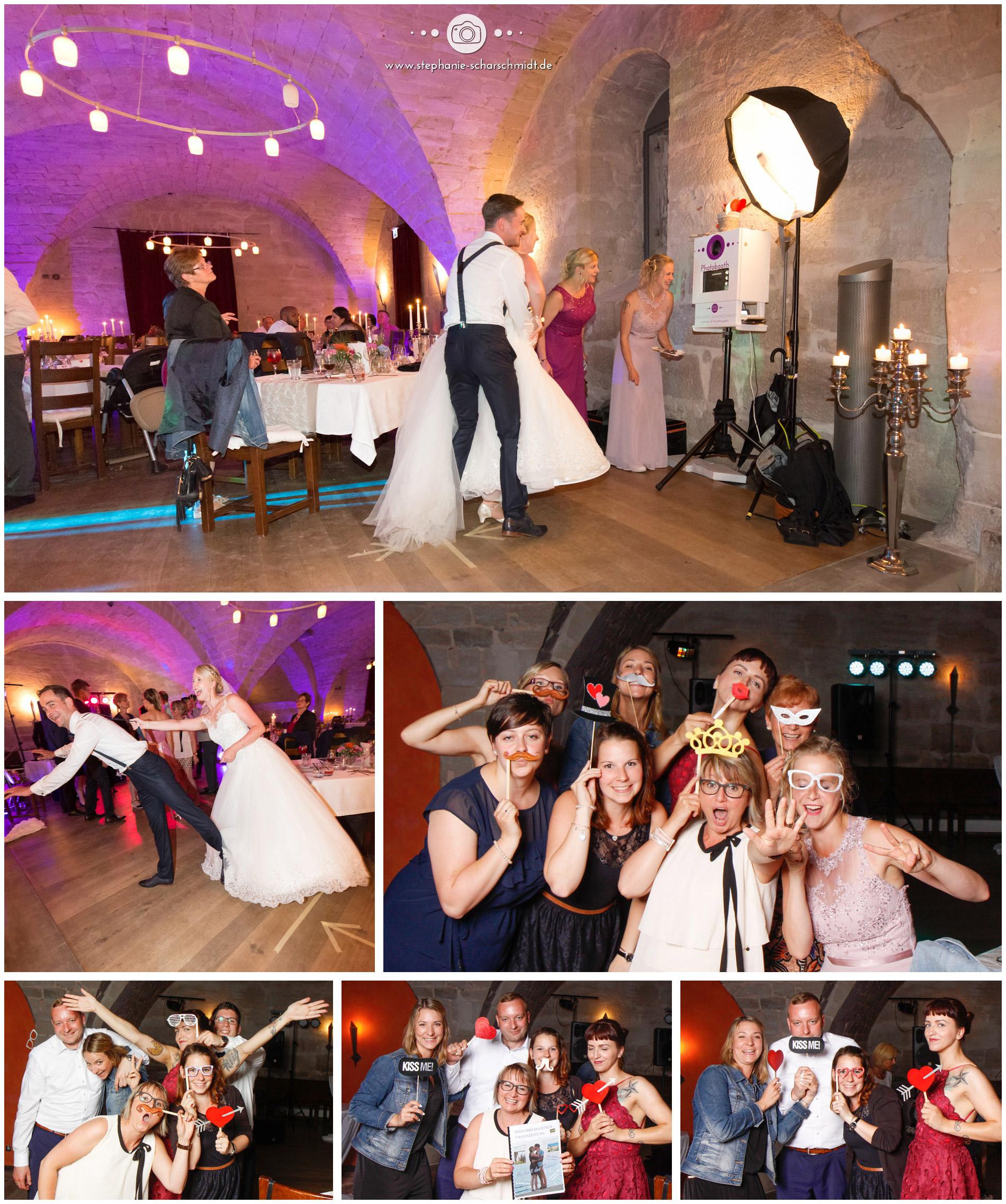 Fotobox mieten – Photobooth mit Druckfunktion - Hochzeits- und Portraitfotografin Stephanie Scharschmidt -
