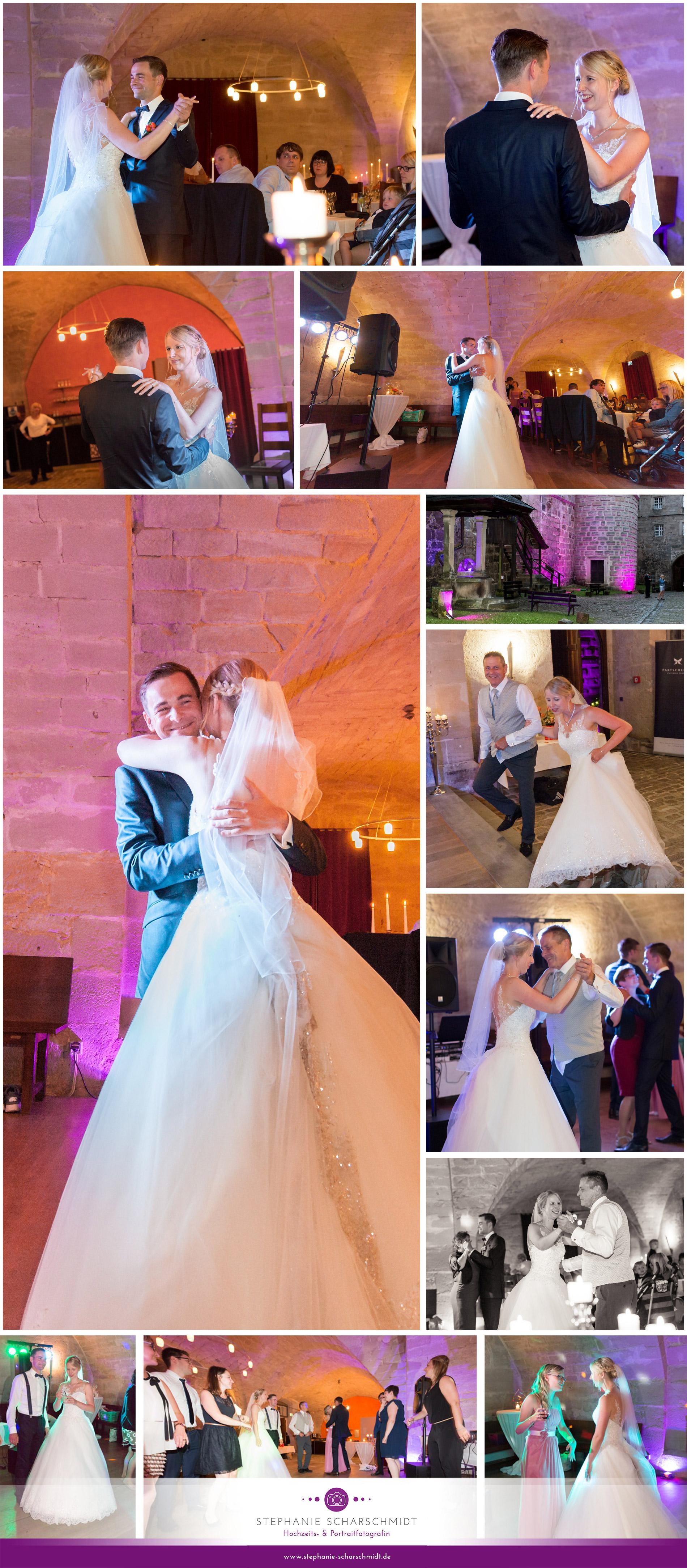 17.Hochzeit Festung Rosenberg Kronach - Hochzeitsfotograf Bayern Stephanie Scharschmidt