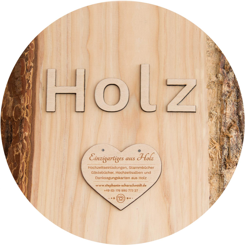 einzigartige Holzprodukte – Holzfoto