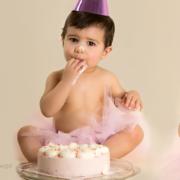 Smash the Cake – 1. Geburtstag - Fotografin Stephanie Scharschmidt