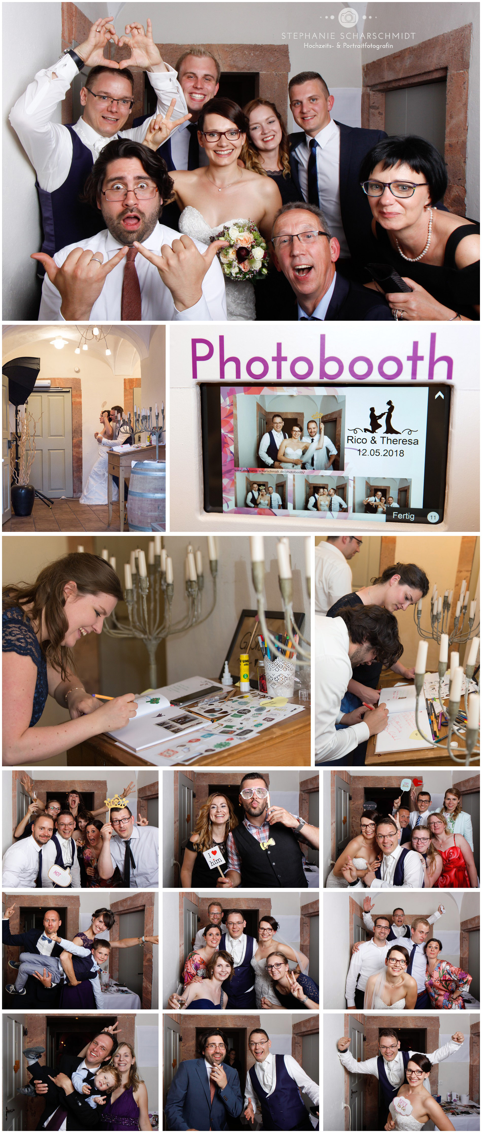 Photobooth Zwickau – Hochzeitsfotograf Stephanie Scharschmidt