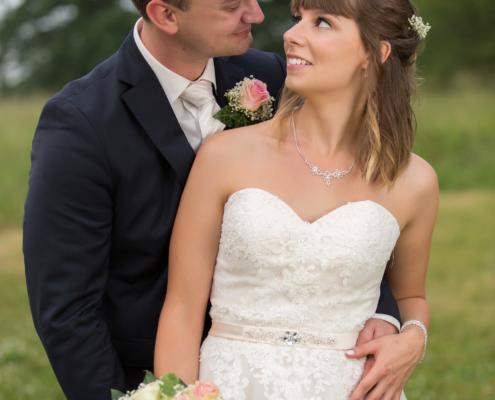 Hochzeit im Heimatverein Rittergut Magwitz - Hochzeitsfotograf Sachsen Stephanie Scharschmidt