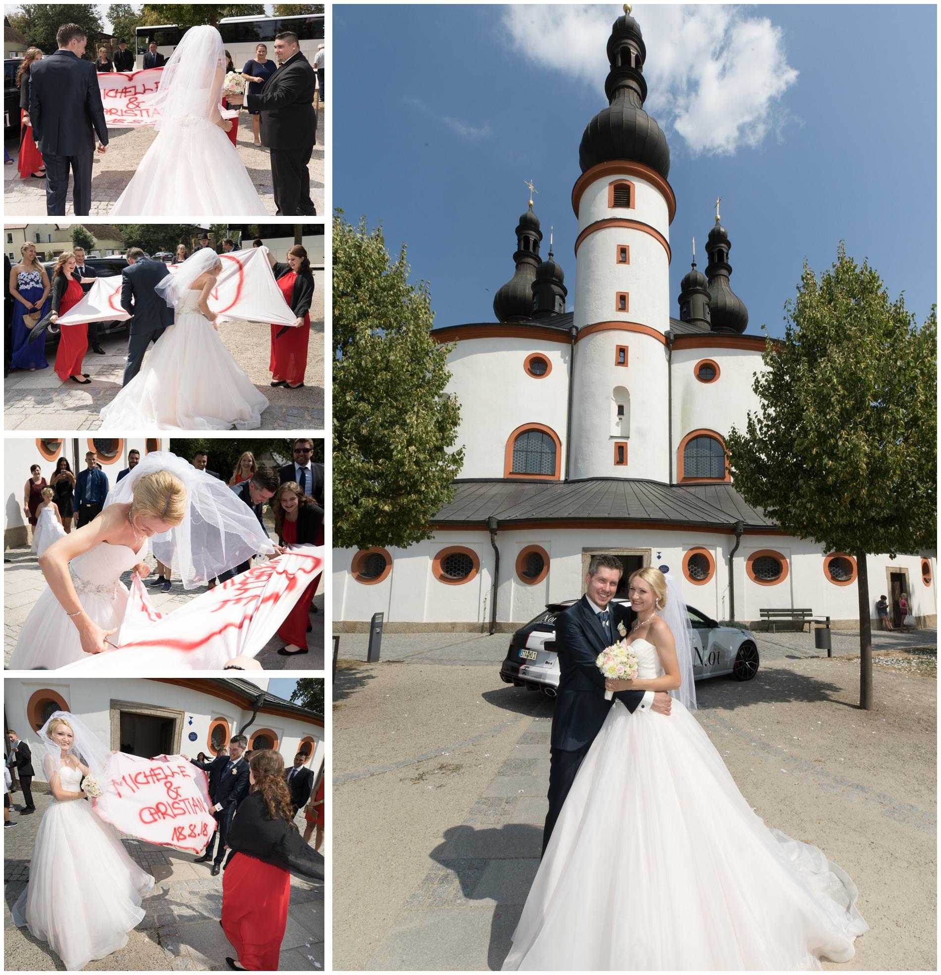 3. Wallfahrtskirche der Heiligsten Dreifaltigkeit - Hochzeitsfotograf Stephanie Scharschmidt