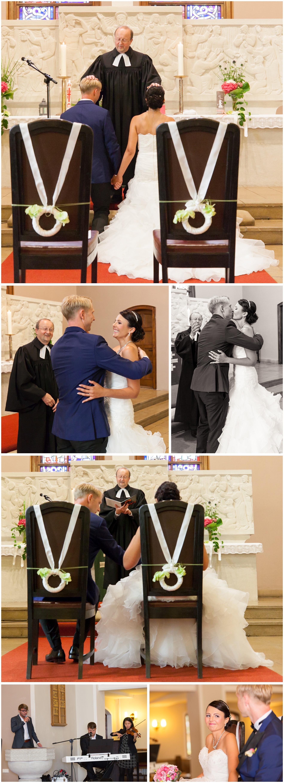 Kirchliche Trauung Zwickau - Hochzeitsfotograf Stephanie Scharschmidt