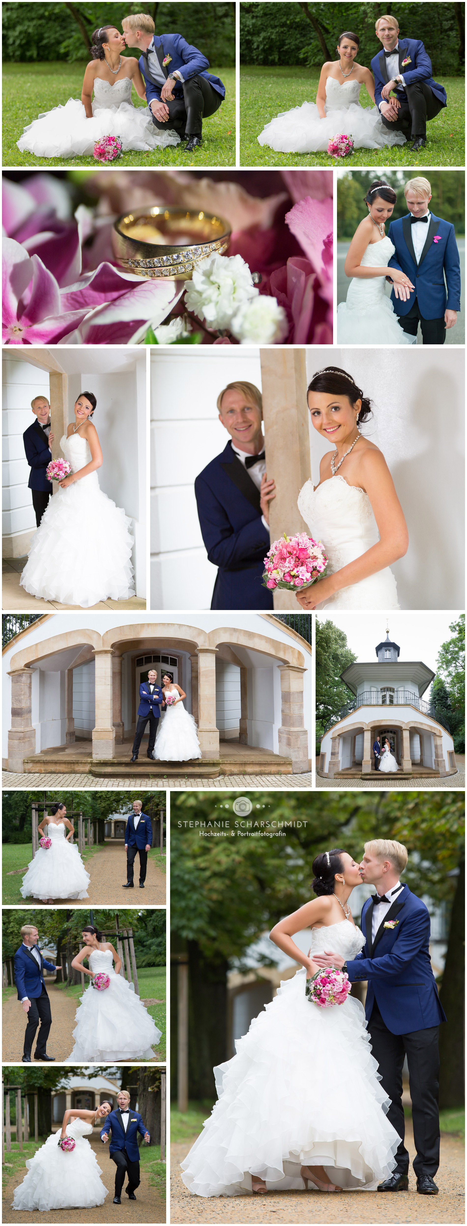 Hochzeitsfotografen Schönfels - Hochzeitsfotograf Stephanie Scharschmidt