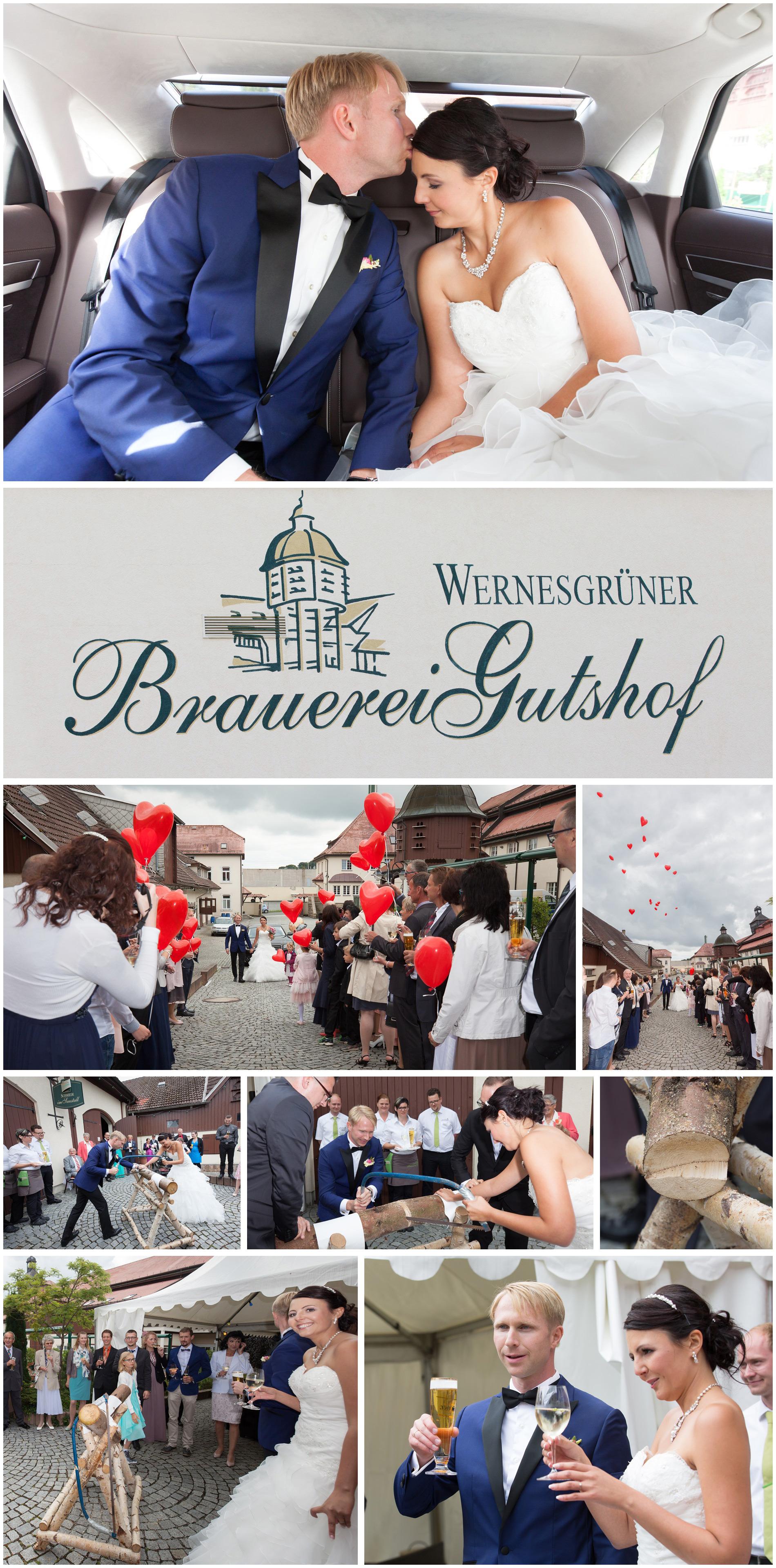 Hochzeitsbilder Wernesgrün - Hochzeitsfotograf Stephanie Scharschmidt