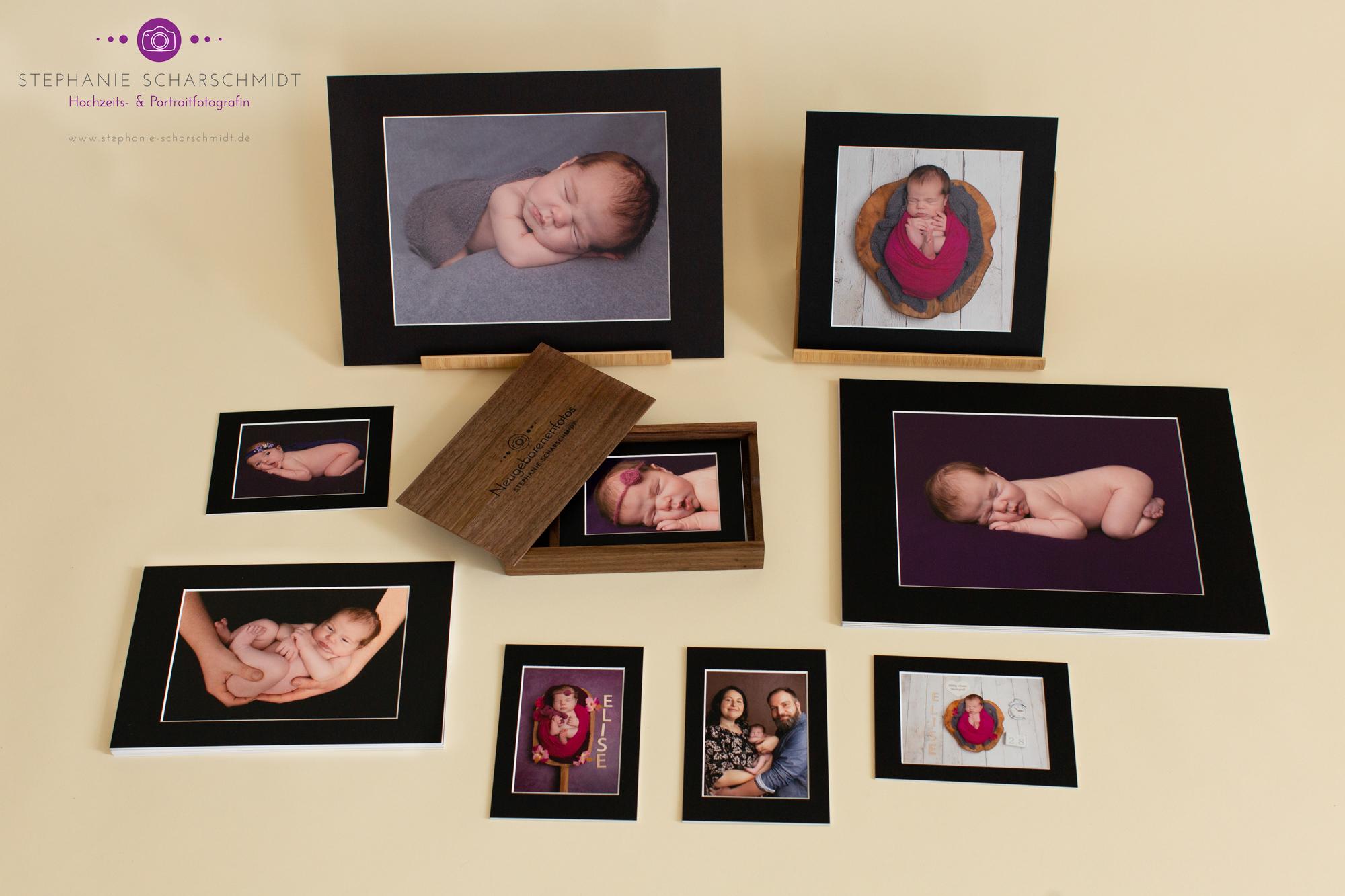 Das Fotostudio für Neugeborene in Plauen