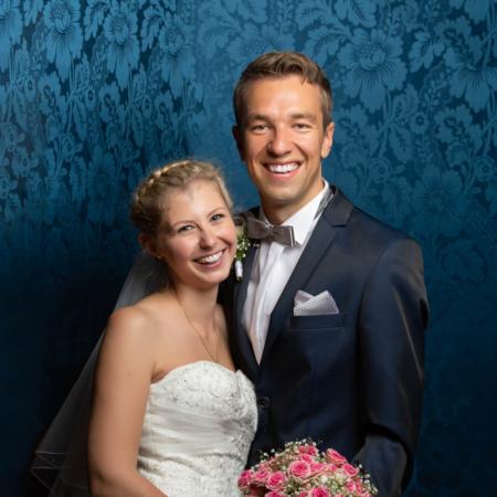 Hochzeitsfotograf Greiz, Hochzeit im Gasthof Gudd in Mohlsdorf