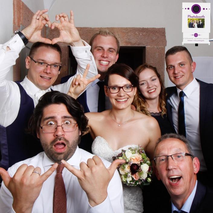 Fotobox für Hochzeiten im Vogtland + Fotobox Zwickau
